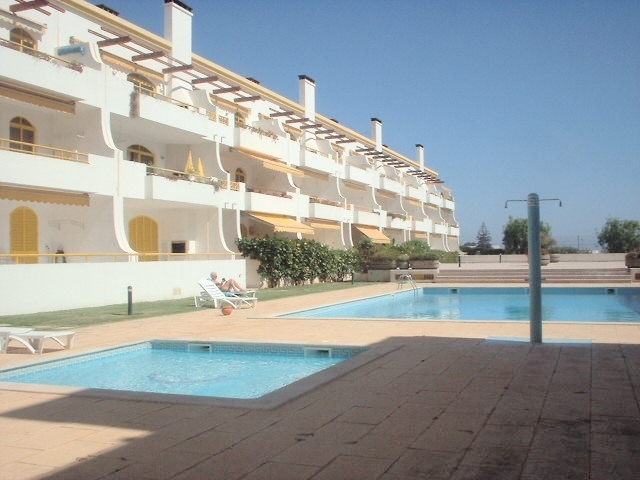 Our holiday rental apartment in Vilamoura ENLARGE
